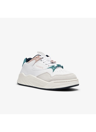 Lacoste Kadın Court Slam 0721 3 Sfa Sneakers 741SFA0061.1Y9 Beyaz